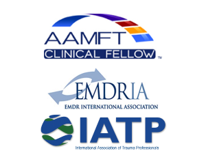 AAMFT Clinical Fellow, EMDRIA Member, IATP Member